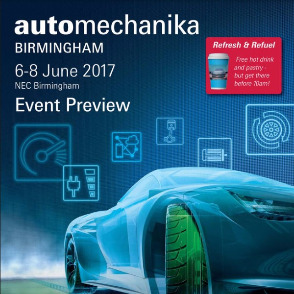 Bartec Auto ID all'Automechanika Birmingham 2017 Hall 20 booth D100