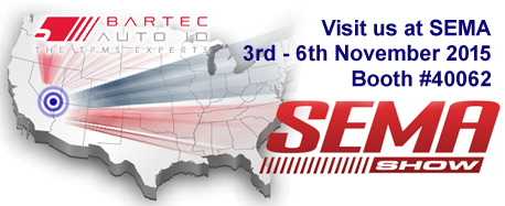 Bartec Auto ID At The SEMA Show In Vegas USA