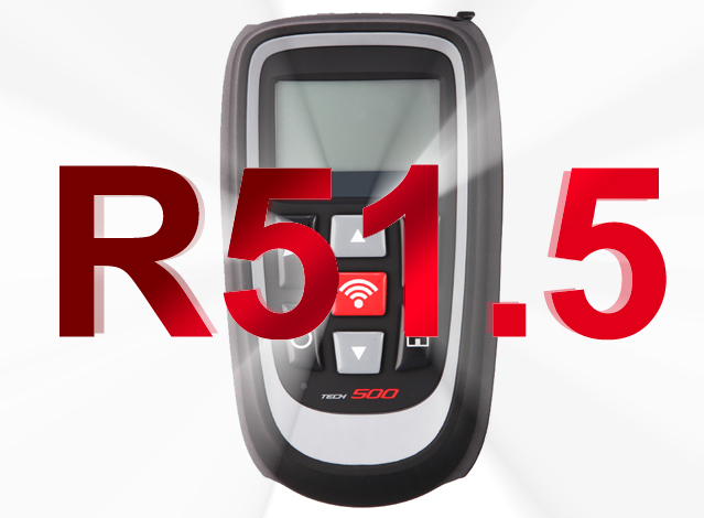 Aggiornamento del Software R51.5 disponibile online!